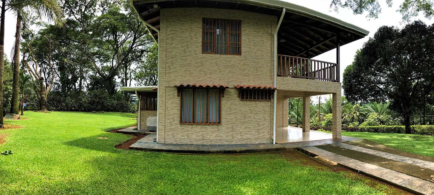 Welcome To Casa Naranjito